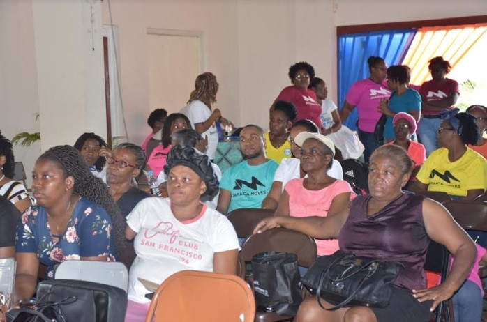 Strides Being Made in Increasing Cancer Awareness in Central Jamaica 2