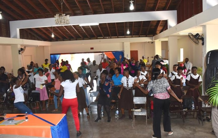 Strides Being Made in Increasing Cancer Awareness in Central Jamaica 3