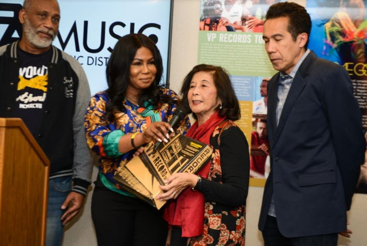 VP Records Celebrates A Reggae Music Journey Pop-up Exhibition at the Jamaican Consulate in New York 2