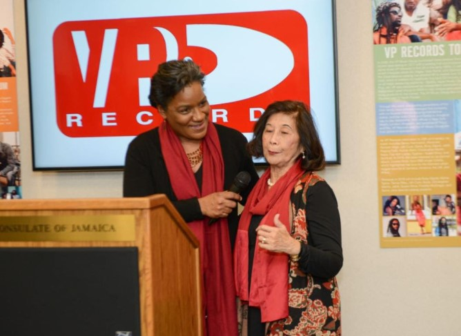 VP Records Celebrates A Reggae Music Journey Pop-up Exhibition at the Jamaican Consulate in New York 3