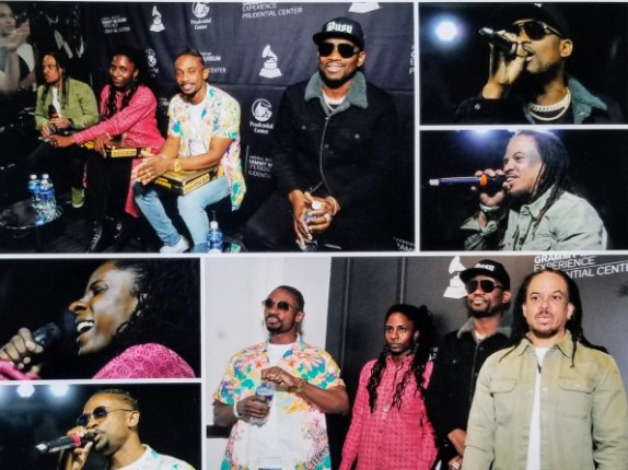 Vp Records 40Th Anniversary Celebration At Grammy Museum Experience Tm Prudential Center In Newark, NJ 2