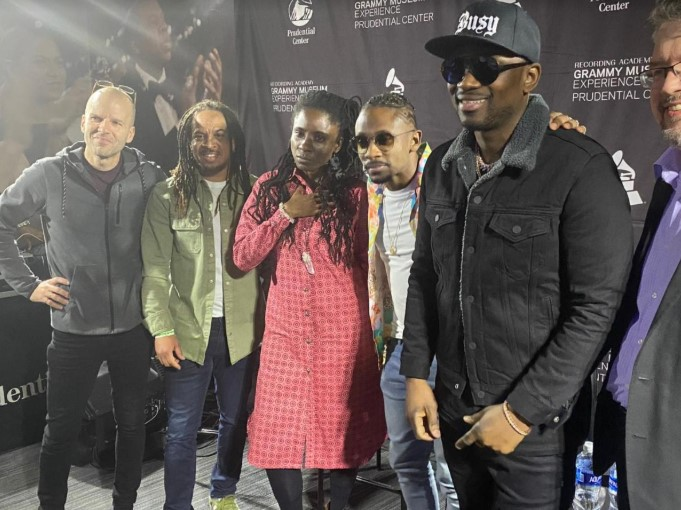 Vp Records 40Th Anniversary Celebration At Grammy Museum Experience Tm Prudential Center In Newark, NJ 3