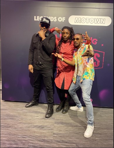 Vp Records 40Th Anniversary Celebration At Grammy Museum Experience Tm Prudential Center In Newark, NJ 4