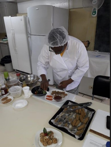 portland, St. Mary and St. Ann Kick Off Free JCDC Culinary Workshops Series 1
