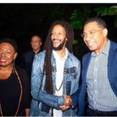 Can't Cool GRAMMY Award-Nominated Julian Marley's Fire ! 1