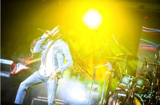 Can't Cool GRAMMY Award-Nominated Julian Marley's Fire ! 2