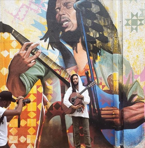 Can't Cool GRAMMY Award-Nominated Julian Marley's Fire ! 3