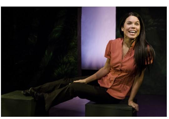 Debra Ehrhardt's One-Woman Show Jamaica Farewell - Two Performances at the Bowie Center for the Performing Arts 2
