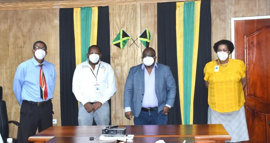 Despite Downturn in Business, Jamaican Company Gives Back to Quarantined Community 1