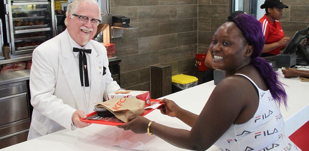 KFC Jamaica Pledges to COVID-19 Telethon