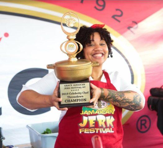 New Date for Grace Jamaican Jerk Festival New York