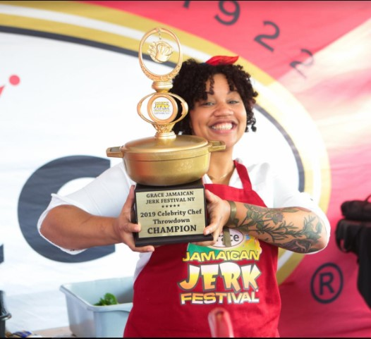New Date for Grace Jamaican Jerk Festival New York