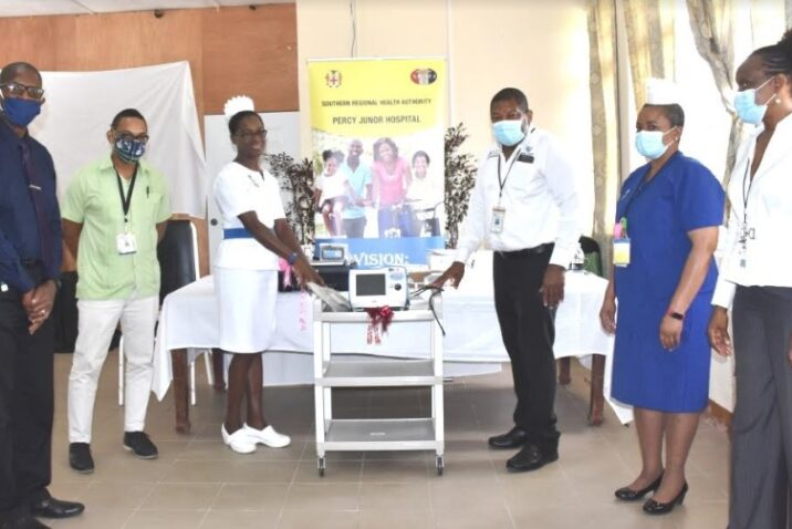 $1.6 Million Donation to Boost Percy Junor Hospital Services 1
