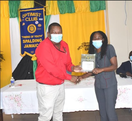 Health Workers Recognized for Long Service and Commitment to COVID-19 Response 3