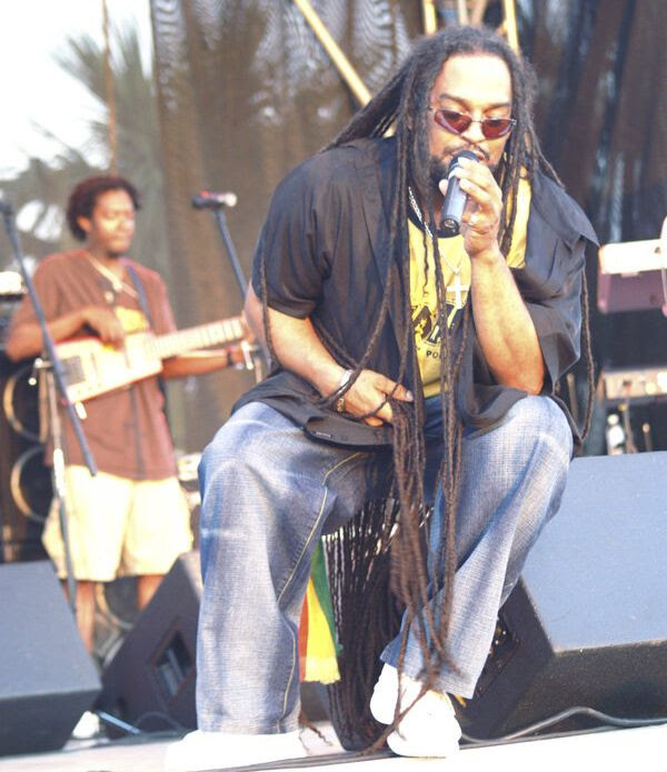 Reggae Artist Causion Diagnosed with Cancer 2