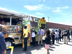 """GraceKennedy Foods USA Wraps Up """"With Love From Grace"""" Food Truck Tour, Supporting Essential Workers in New York and Florida 6"""