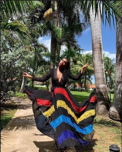 Kristia Franklin's Six Most Iconic Fashion Moments 2