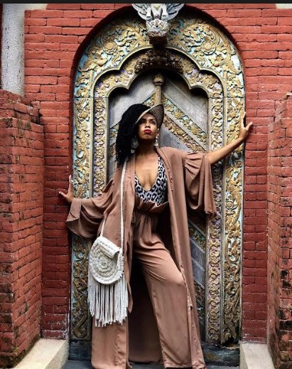 Kristia Franklin's Six Most Iconic Fashion Moments 5