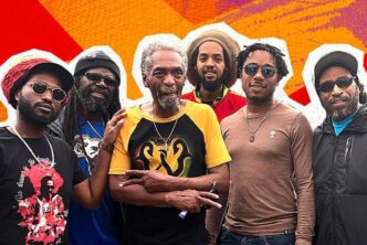 The Wailers Release New Track One World One Prayer Ft Farruko Shaggy Skip Marley and Cedella Marley 1