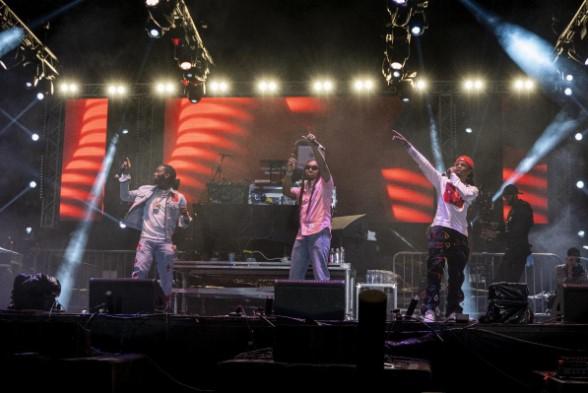 Cardi B, Migos, DaBaby, La La, and More Brought The Heat To SuperFest Miami LIVE 5
