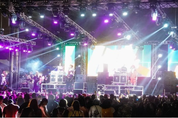 Cardi B, Migos, DaBaby, La La, and More Brought The Heat To SuperFest Miami LIVE 6