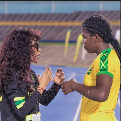 Cedella Marley Honoured with a Jamaica National Award 2