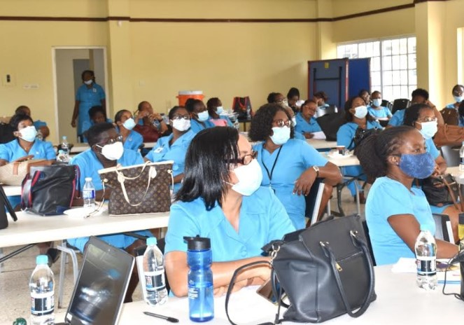 Recruit Training of Community Health Aides to Improve Care at Community Level Aid With COVID19 Response 1