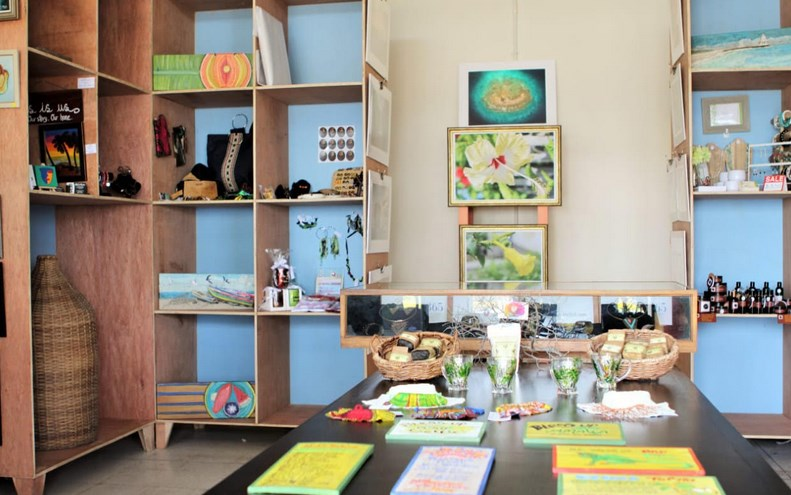 The Artisan Collective Store Opens in Downtown Kingston 1