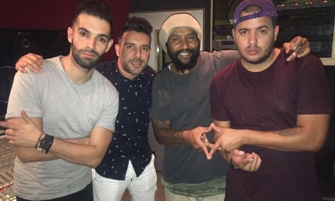 Colombian Pop Group Alkilados Teams Up with Reggae Star Ky-Mani Marley to Shock The World with BESOS DE LIMÓN 2