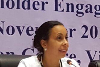 Dr Margaret Jones Williams Jamaican UNDP