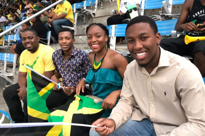 GraceKennedy Foundation Challenges Jamaican Youth to BE THE CHANGE