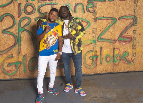 Shawn Ice and IOctane Reflect on Times Like These A Meaningful Message Produced by Platinum Kids and Studio 91 Records 1