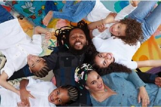 Ziggy Marley's More Family Time Album Out1