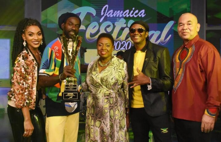 Grange Commits to Using Audio-visual Technology to Preserve Jamaica's Heritage and Cultural Memory