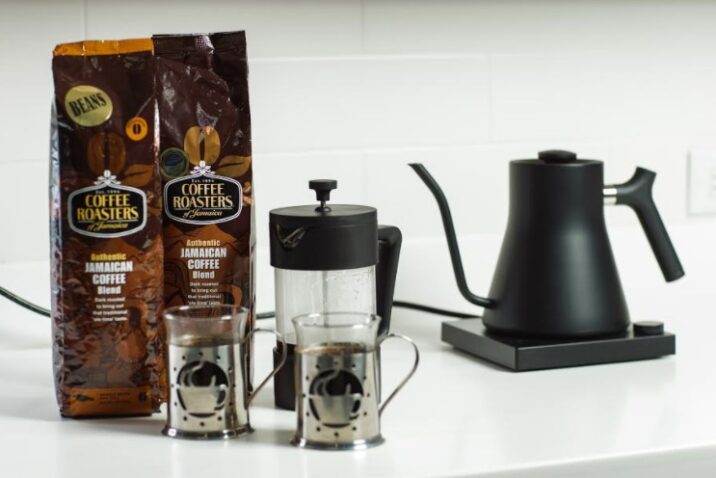 A Gift for you Coffee Roasters of Jamaica gives away free French Presses for Christmas1