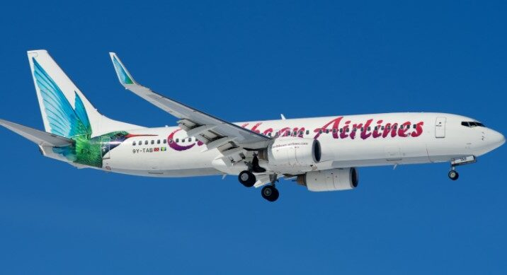 Immediate Suspension Of Caribbean Airlines Flights To Havana, Cuba