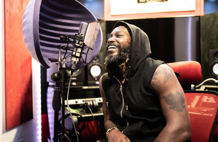 Chris Gayle Cements Artiste Career with Blessings Single2