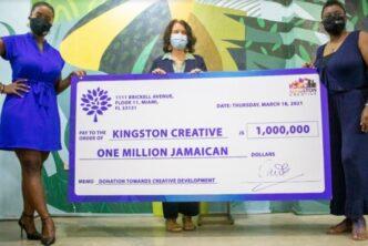 Blue Mahoe Capital is Kingston Creative's First Diaspora Impact Investor