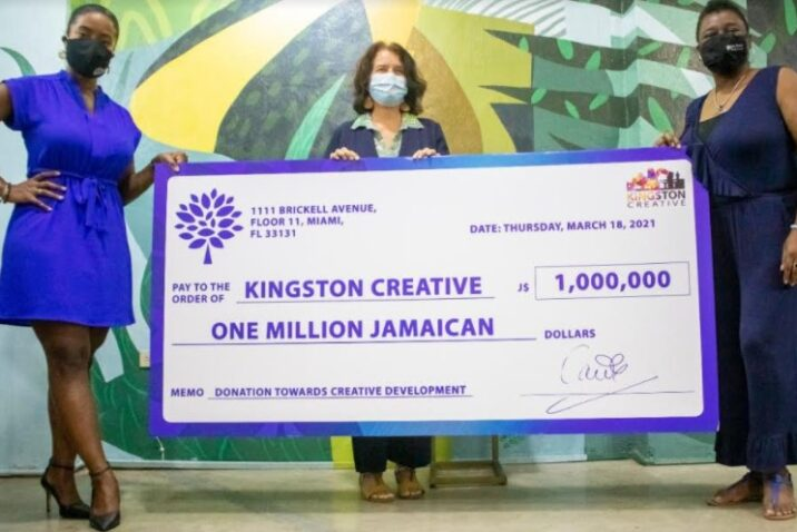 Blue Mahoe Capital is Kingston Creative's First Diaspora Impact Investor
