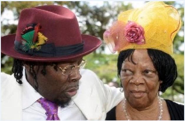 Grange Mourns Passing of Shabba Ranks' Mother
