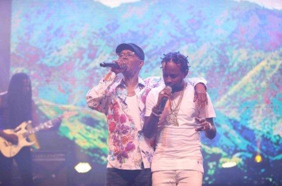 Beres Hammond And Popcaan Release God Is Love Single2