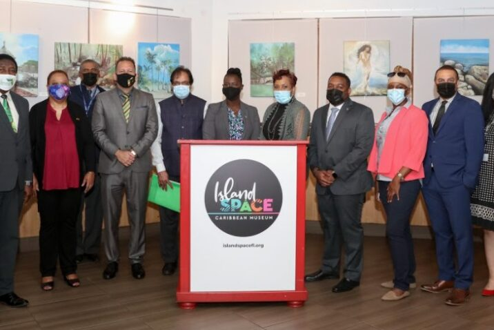 Caribbean Museum Hosts Rare Meeting of Caribbean Consuls and International Dignitaries1