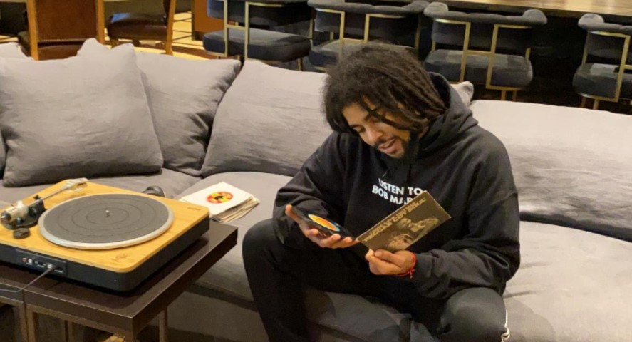Skip Marley Documentary Premieres on Vibe4