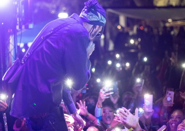 Alkaline Sophomore Album Secures Multiple Billboard Chart Placement2