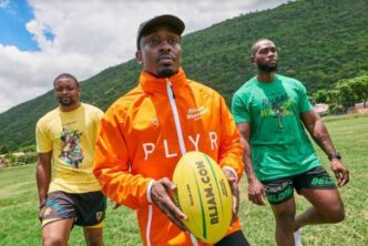 Jamaica Rugby League X Playerlayer Partner For Rugby League World Cup