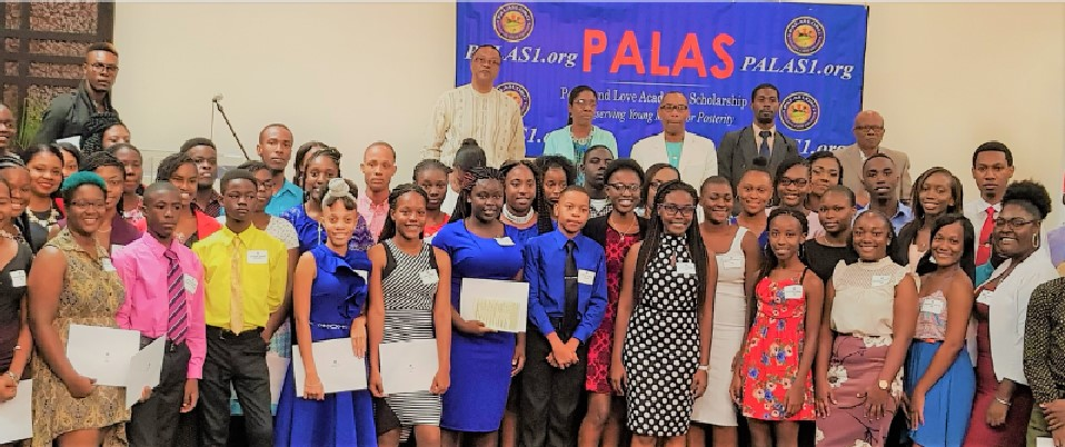 PALAS Peace and Love Academic Scholarship Radio-Telethon Set for Saturday July 17 2021 9 AM 9 PM EST1