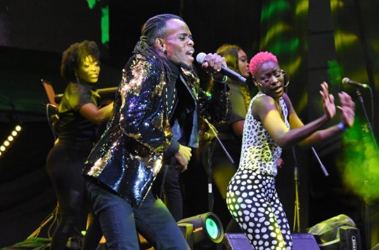 Stacious Wins 2021 Jamaica Festival Song Competition2