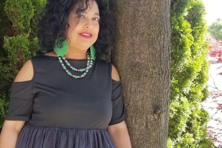 Tania Hernandez aka Miss Tania Lou Strikes Again with Music Album1