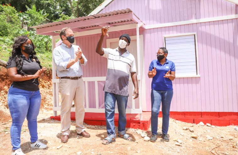 Wisynco Commits To 10 More Houses To Benefit Jamaica's Vulnerable1