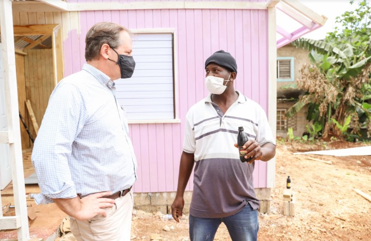 Wisynco Commits To 10 More Houses To Benefit Jamaica's Vulnerable2